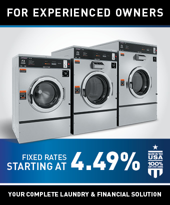 Your Laundry & Financing Solution